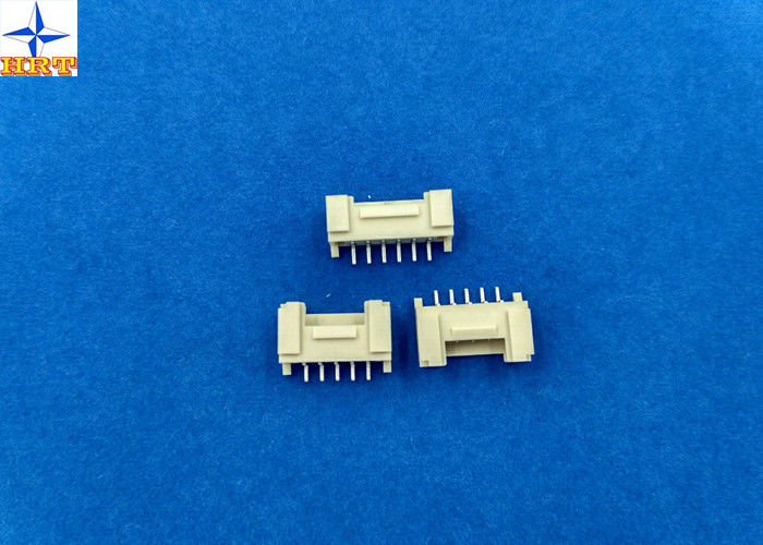 wire to board connector 2.00mm pitch wafer connector side entry shrouded header