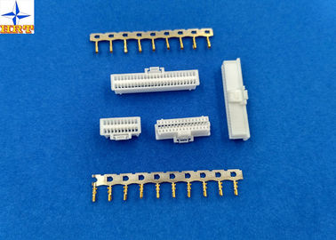 Trung Quốc Dual Row 1.00mm Pitch Wire To Board Connectors A1003H Wire Housing With Lock nhà máy sản xuất
