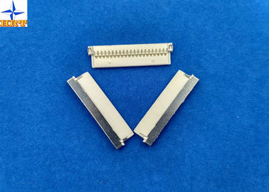 Trung Quốc nicked-plated shell 0.039 inch pitch PA66 material crimp type DF19 wire to board connector nhà máy sản xuất