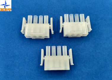 Trung Quốc Electronic Single Row Housing Wire To Wire Connectors 6.35mm Pitch Male Housing nhà máy sản xuất